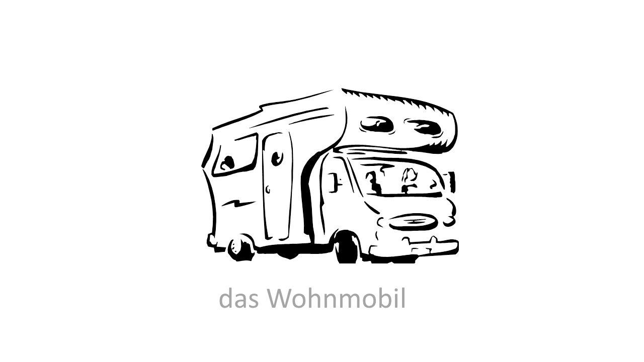das Wohnmobil