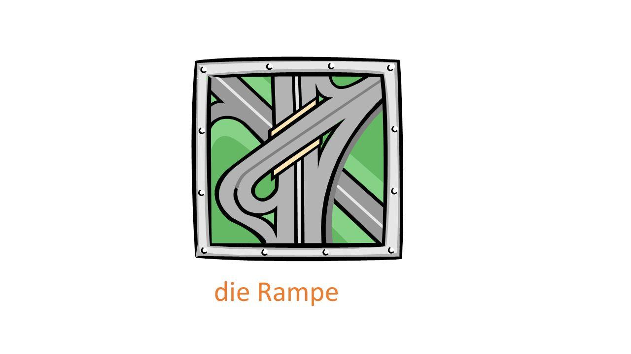 die Rampe