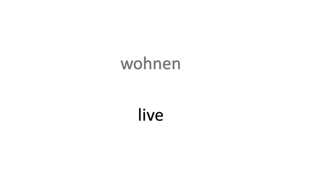 wohnen live