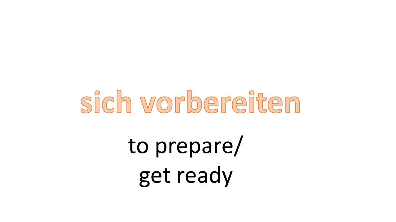 die Zimmer in einem Haus Englisch Deutsch