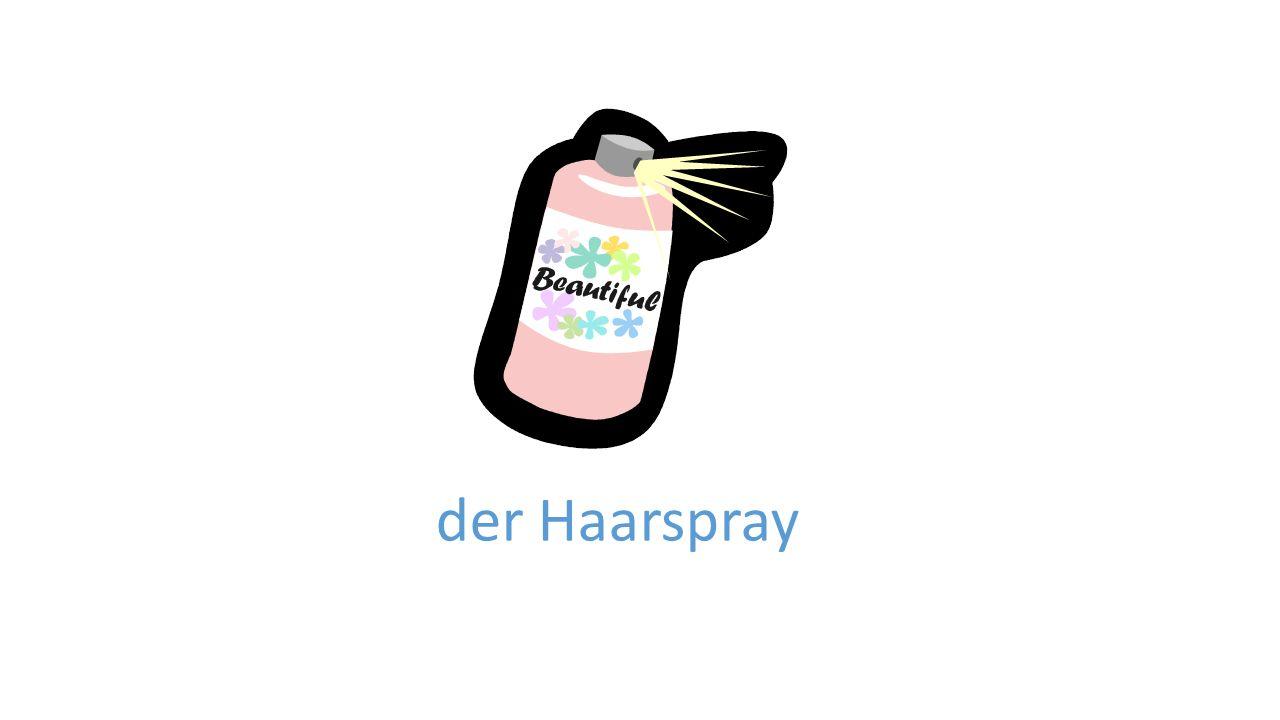 der Haarspray