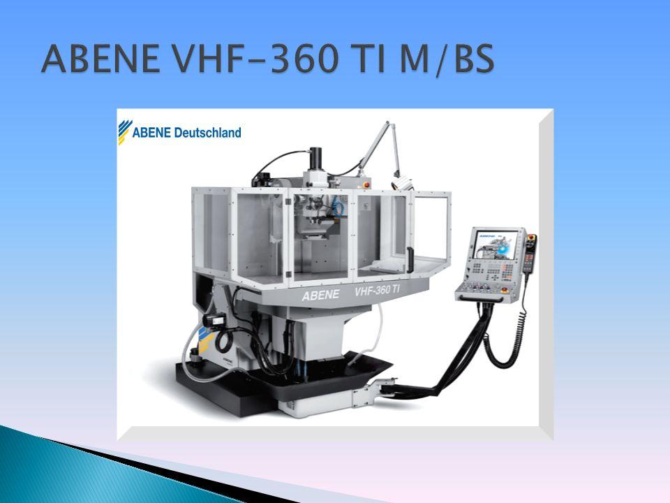 CNC-Gesteuerte Vert.-/Horiz.-Fräsmaschine Antriebsleistung: 7,5 kW Drehzahlregelung von 55 - 4.000 U/min.