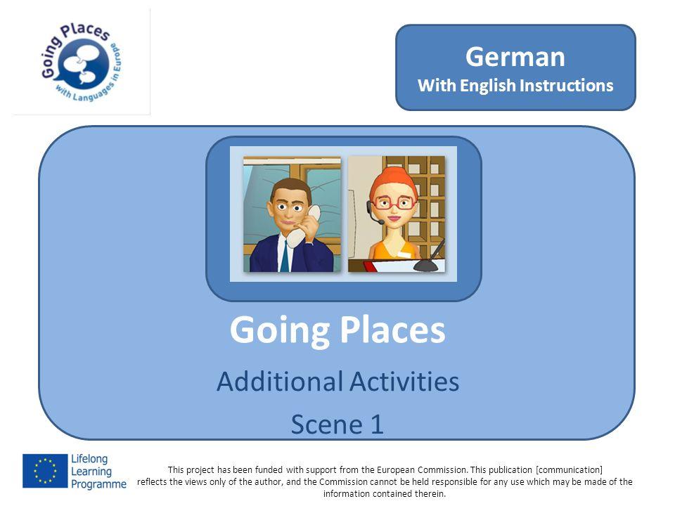 Activity 1.1 Put the following dialogue into the correct order: Ich arbeite für Intersport als Verkaufsleiterin.
