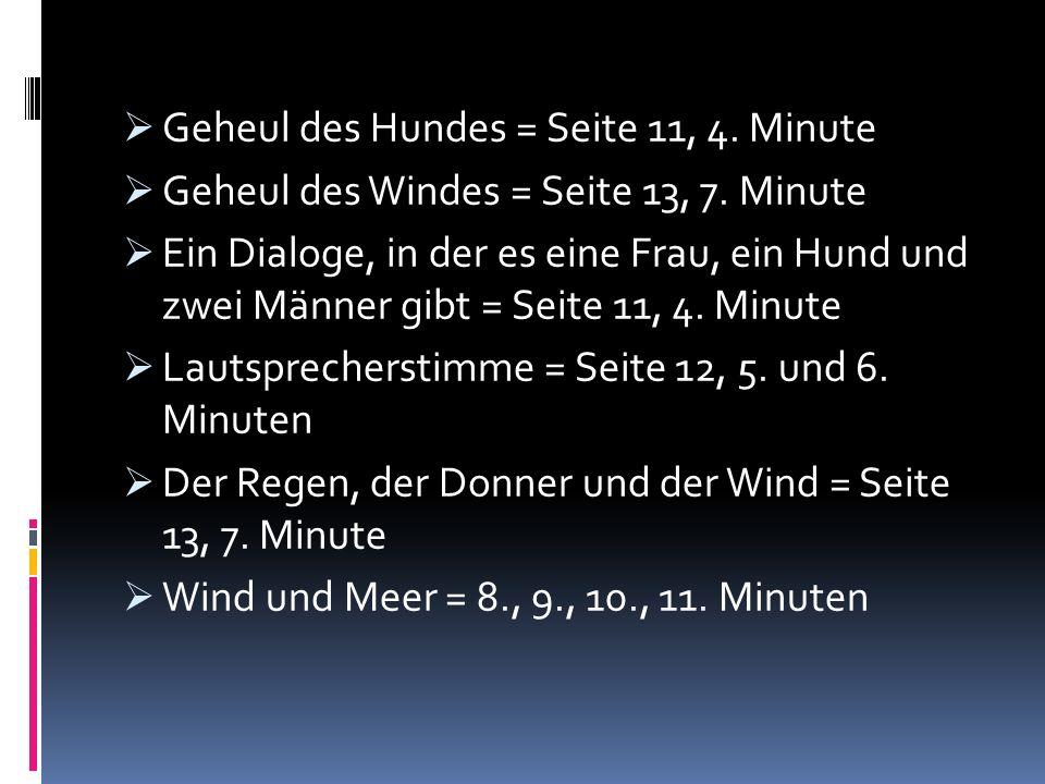 Die Biographie von Peter Handke 6.