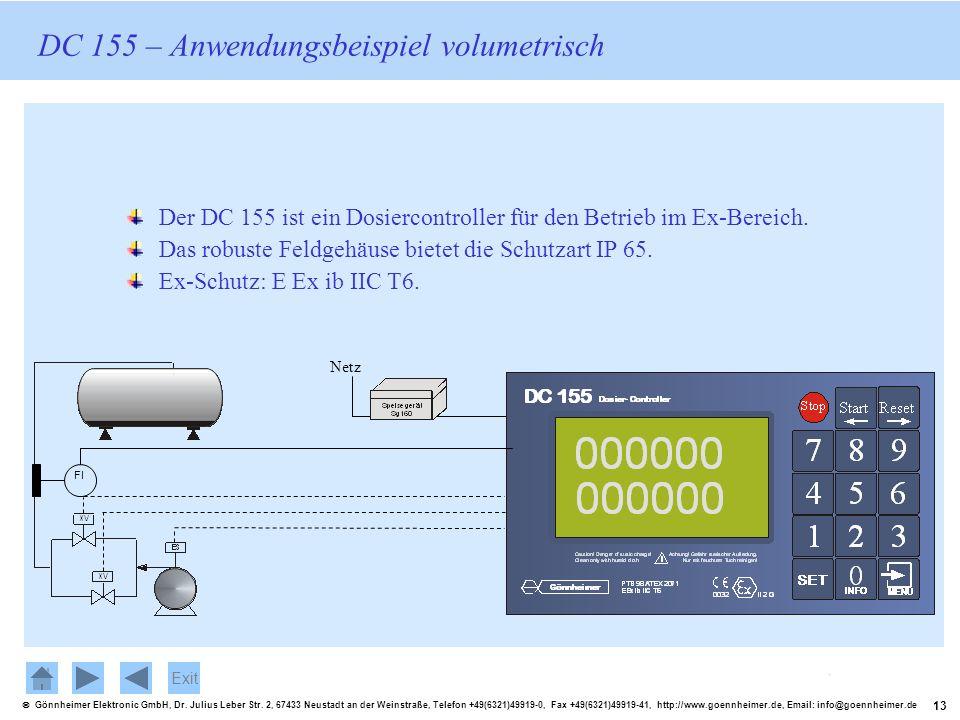 13 Gönnheimer Elektronic GmbH, Dr. Julius Leber Str. 2, 67433 Neustadt an der Weinstraße, Telefon +49(6321)49919-0, Fax +49(6321)49919-41, http://www.