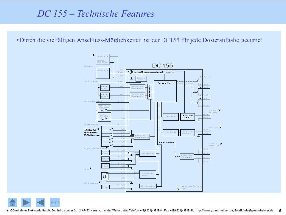 16 Gönnheimer Elektronic GmbH, Dr.Julius Leber Str.