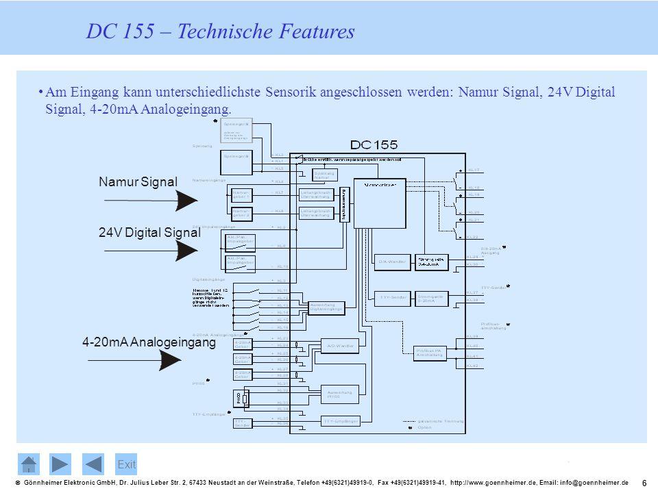 7 Gönnheimer Elektronic GmbH, Dr.Julius Leber Str.
