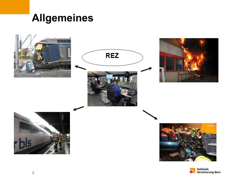 3 Allgemeines REZ