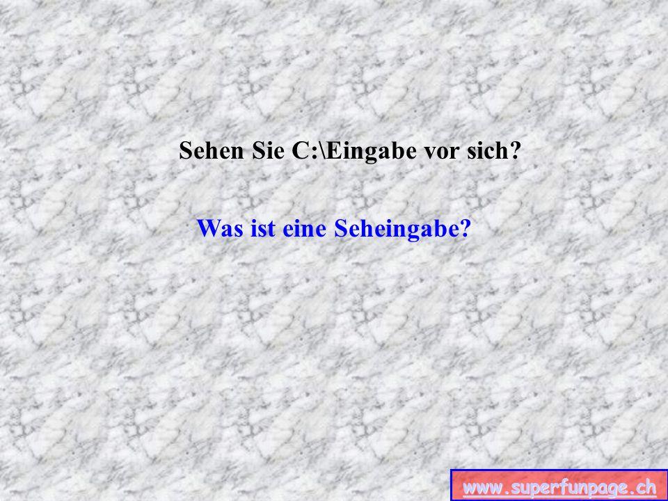 www.superfunpage.ch Befinden Sie sich noch in WordPerfect, oder haben Sie Windows beendet.