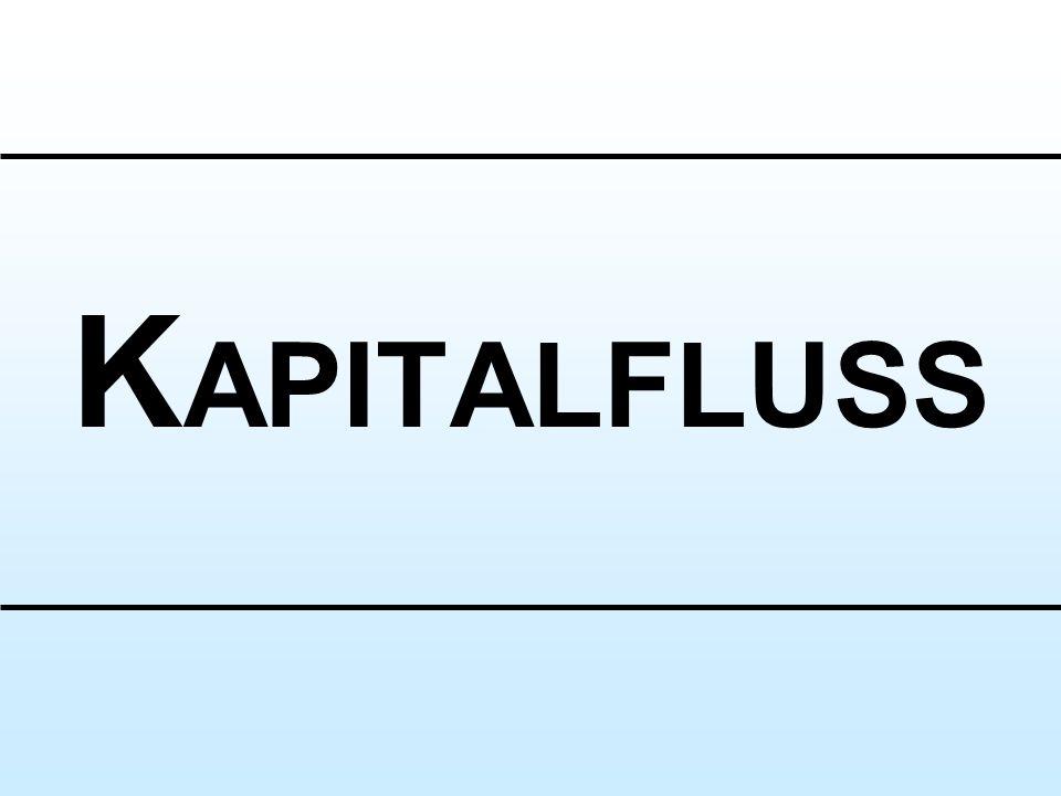 K APITALFLUSS