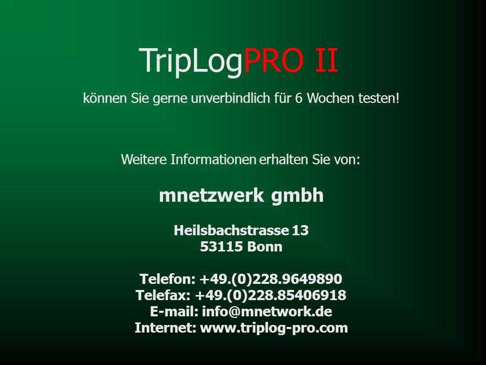 Weitere Informationen erhalten Sie von: mnetzwerk gmbh Heilsbachstrasse 13 53115 Bonn Telefon: +49.(0)228.9649890 Telefax: +49.(0)228.85406918 E-mail: