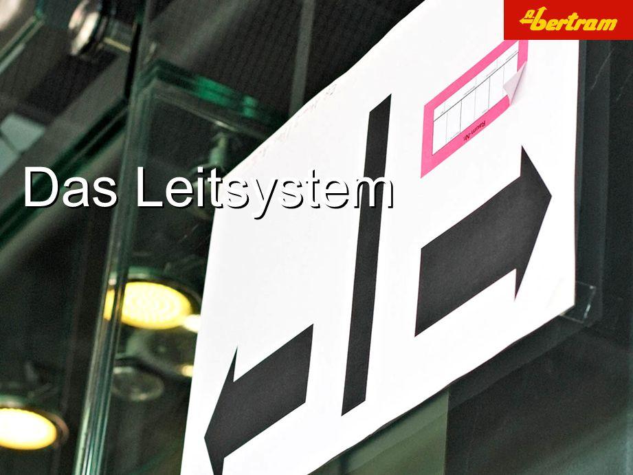 Das Leitsystem Das Leitsystem