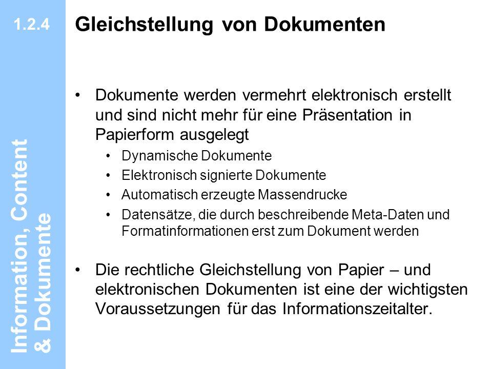 11 CIO Dialog Von ECM zu EIM Dr. Ulrich Kampffmeyer PROJECT CONSULT Unternehmensberatung Dr. Ulrich Kampffmeyer GmbH Breitenfelder Straße 17 20251 Ham