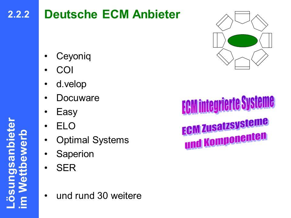 17 CIO Dialog Von ECM zu EIM Dr. Ulrich Kampffmeyer PROJECT CONSULT Unternehmensberatung Dr. Ulrich Kampffmeyer GmbH Breitenfelder Straße 17 20251 Ham