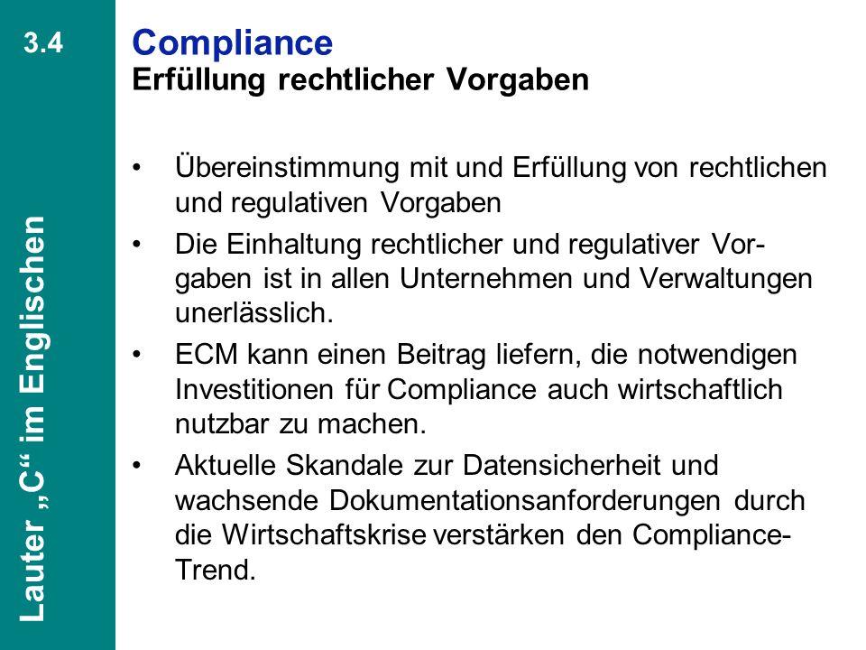 43 CIO Dialog Von ECM zu EIM Dr. Ulrich Kampffmeyer PROJECT CONSULT Unternehmensberatung Dr. Ulrich Kampffmeyer GmbH Breitenfelder Straße 17 20251 Ham