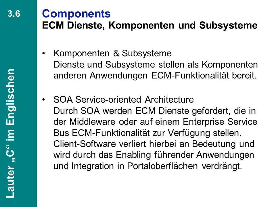 45 CIO Dialog Von ECM zu EIM Dr. Ulrich Kampffmeyer PROJECT CONSULT Unternehmensberatung Dr. Ulrich Kampffmeyer GmbH Breitenfelder Straße 17 20251 Ham