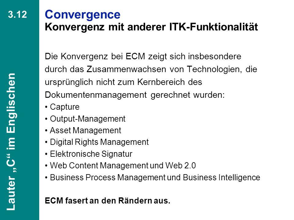 51 CIO Dialog Von ECM zu EIM Dr. Ulrich Kampffmeyer PROJECT CONSULT Unternehmensberatung Dr. Ulrich Kampffmeyer GmbH Breitenfelder Straße 17 20251 Ham