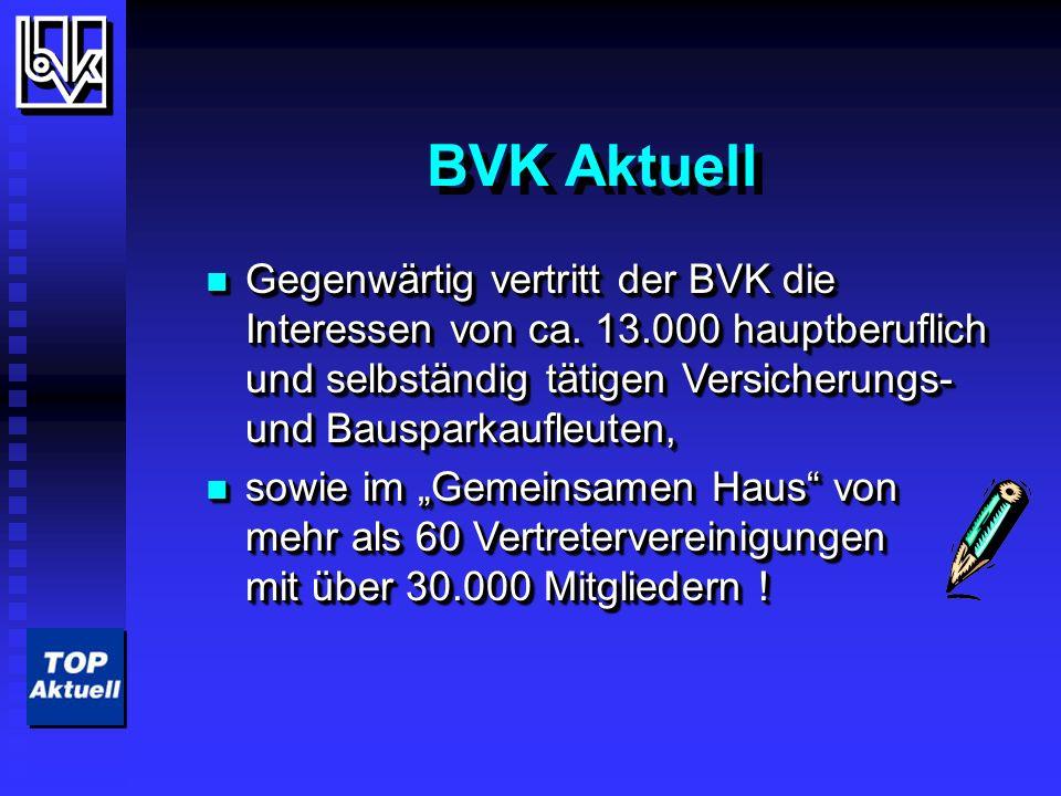 Ihre Berufsvertretung Der Bundesverband Deutscher Versicherungskaufleute e.V.