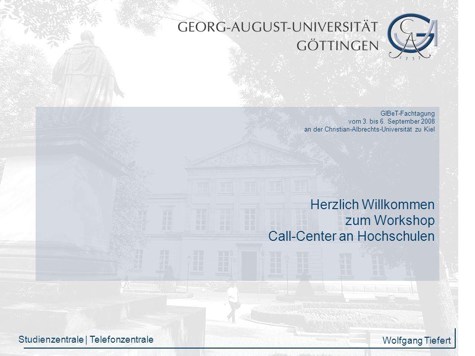 Wolfgang Tiefert Studienzentrale | Telefonzentrale Anruferverteilung auf Teams vom 01.Jan.