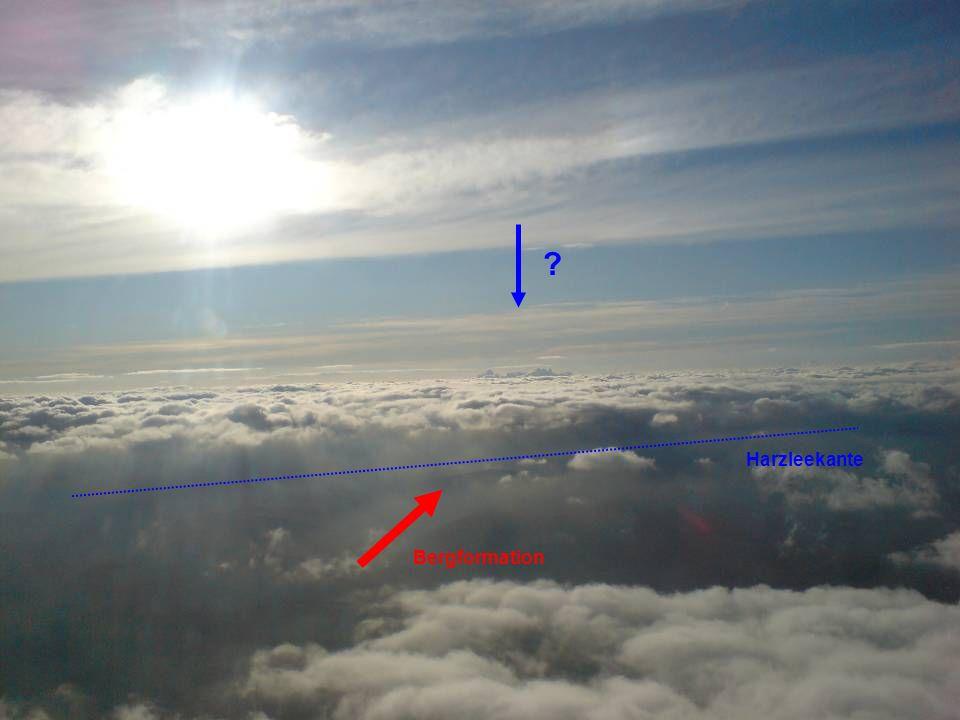 Tabellarische Übersicht der ermittelten Leistungswerte des Vorflugversuches Kurs Strecke Höhenver- Zeit V-Flug Wind V- Grund e erflog.