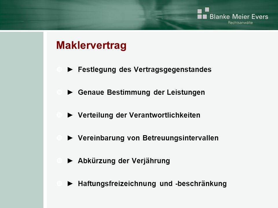 Partner: Dr.Gernot Blanke, Dr.