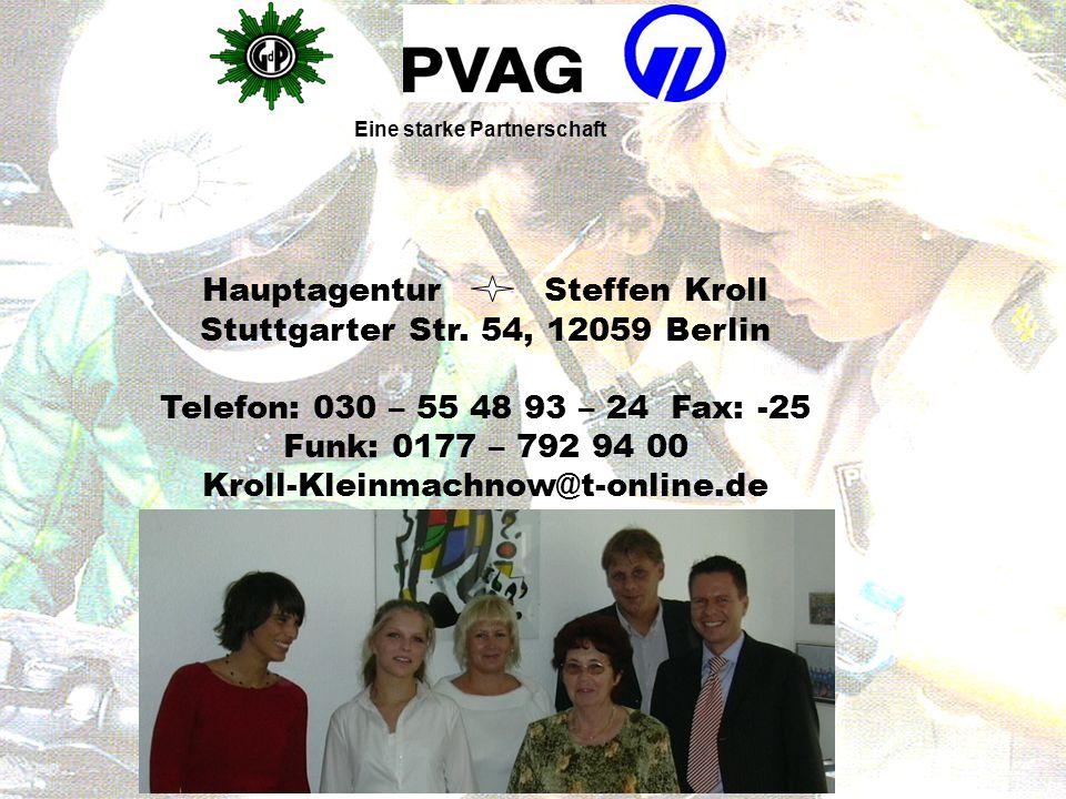 Hauptagentur Steffen Kroll Stuttgarter Str.