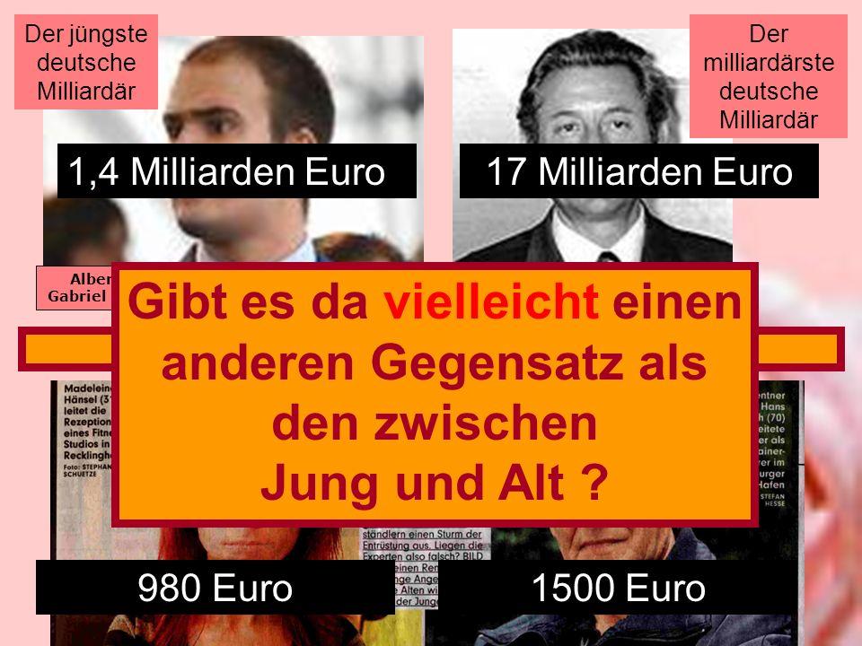 Der jüngste deutsche Milliardär Albert II.