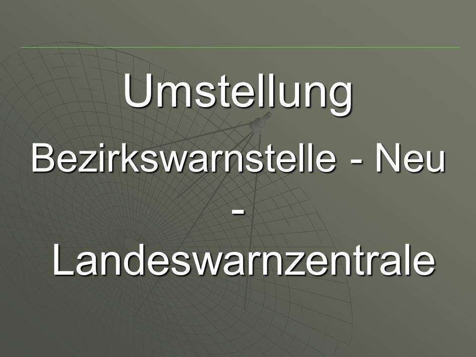 Der Einsatzablauf: - alternativ kann die Einsatzmeldung auch unter der Telefonnummer 1 30 an die LWZ abgesetzt werden.