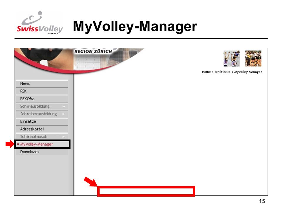 15 MyVolley-Manager