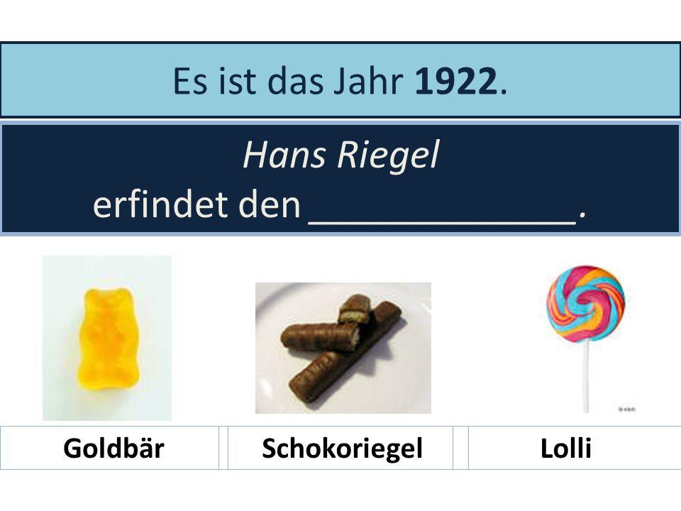 Es ist das Jahr ____. Karl Benz und Gottlieb Daimler erfinden das Auto 18521906 19321886