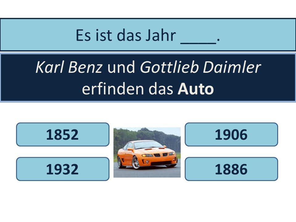 Es ist das Jahr 1516.Herzog Wilhelm IV. von Bayern erfindet das ______________.