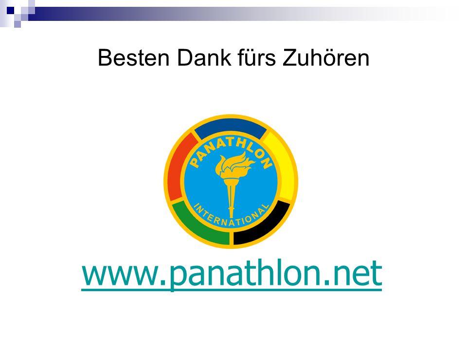 www.panathlon.net Besten Dank fürs Zuhören