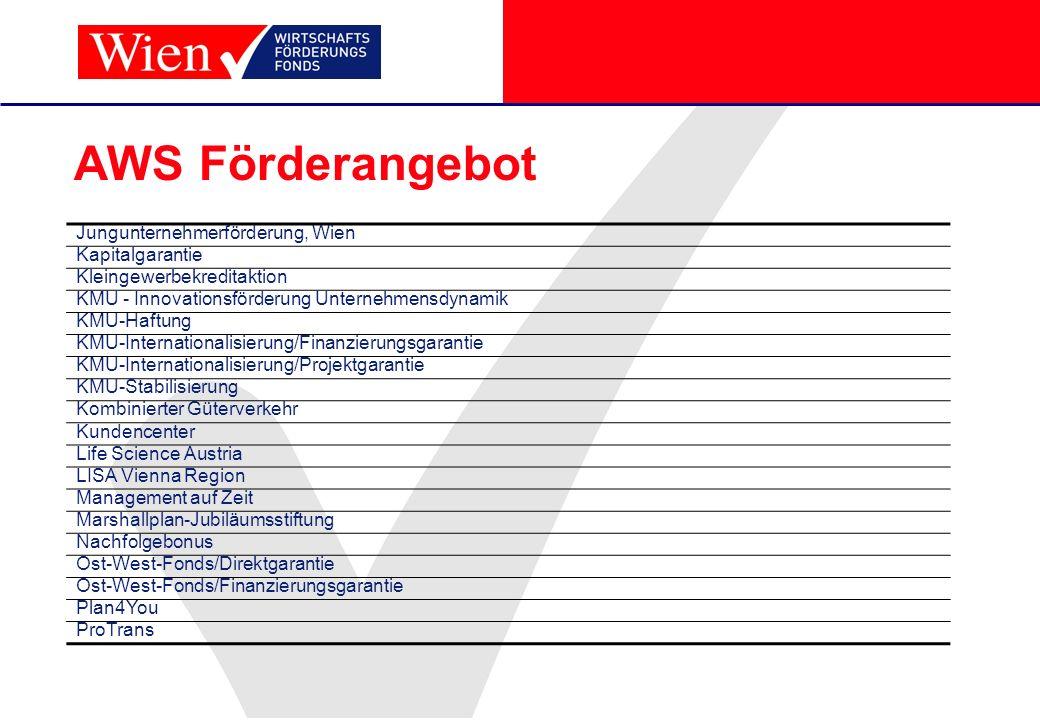 Wiener Wirtschaftsförderungsfonds Beteiligungen: ISTEG - Infrastrukturerrichtungsgesellschaft m.b.H.