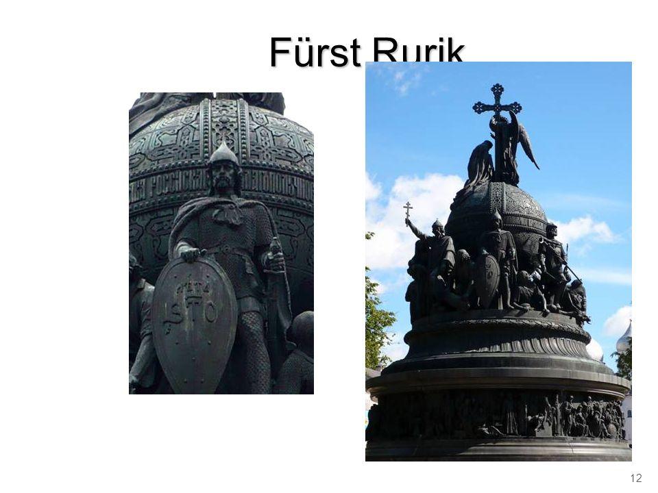 Fürst Rurik 12