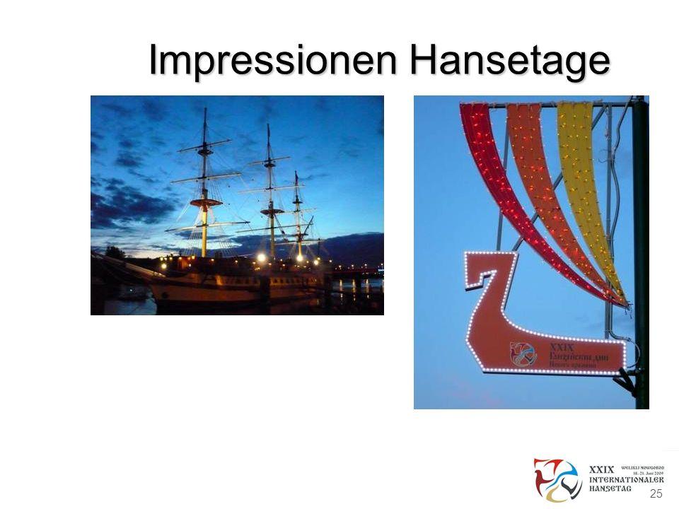 Impressionen Hansetage 25