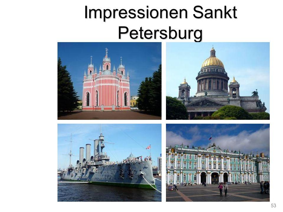 Impressionen Sankt Petersburg 53