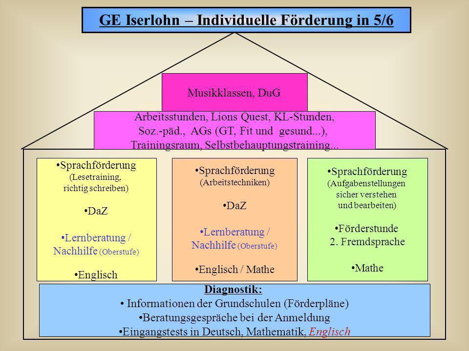 Sprachförderung (Lesetraining, richtig schreiben) DaZ Lernberatung / Nachhilfe (Oberstufe) Englisch Sprachförderung (Arbeitstechniken) DaZ Lernberatun