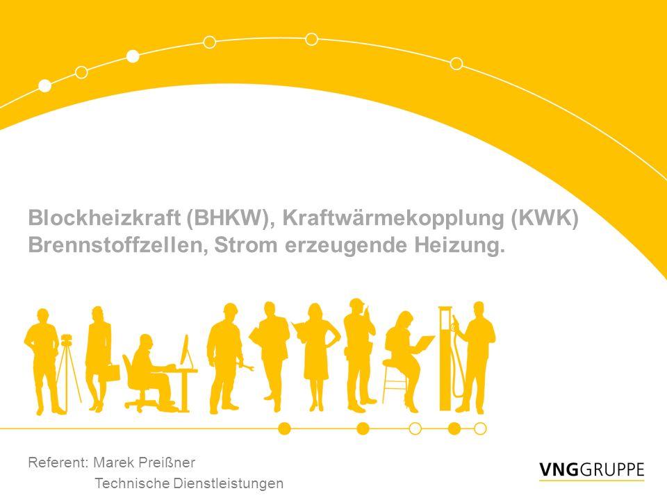 © VNG 2013 Seite 12 www.stromerzeugende-heizung.de Übersicht: 12 Otto-Motor (0,3 -15 KWel) 11 Stirling-Motor (0,2 – 9 KWel) 5 Brennstoffzellen (0,3 – 5 KWel) 1 Mikro GT (1,2 – 3 KWel)