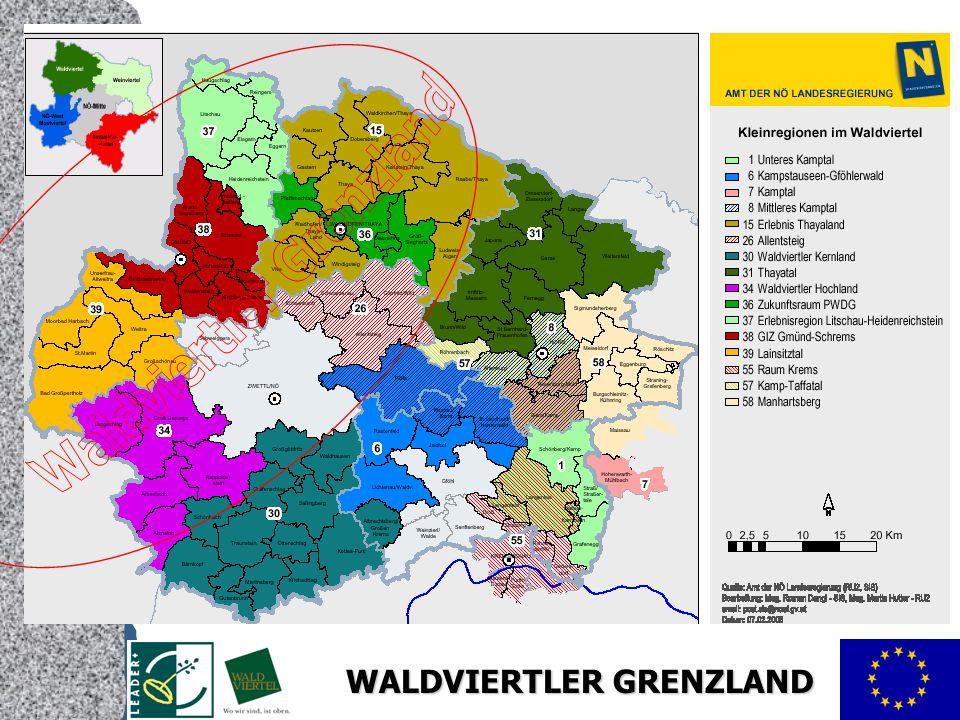 WALDVIERTLER GRENZLAND