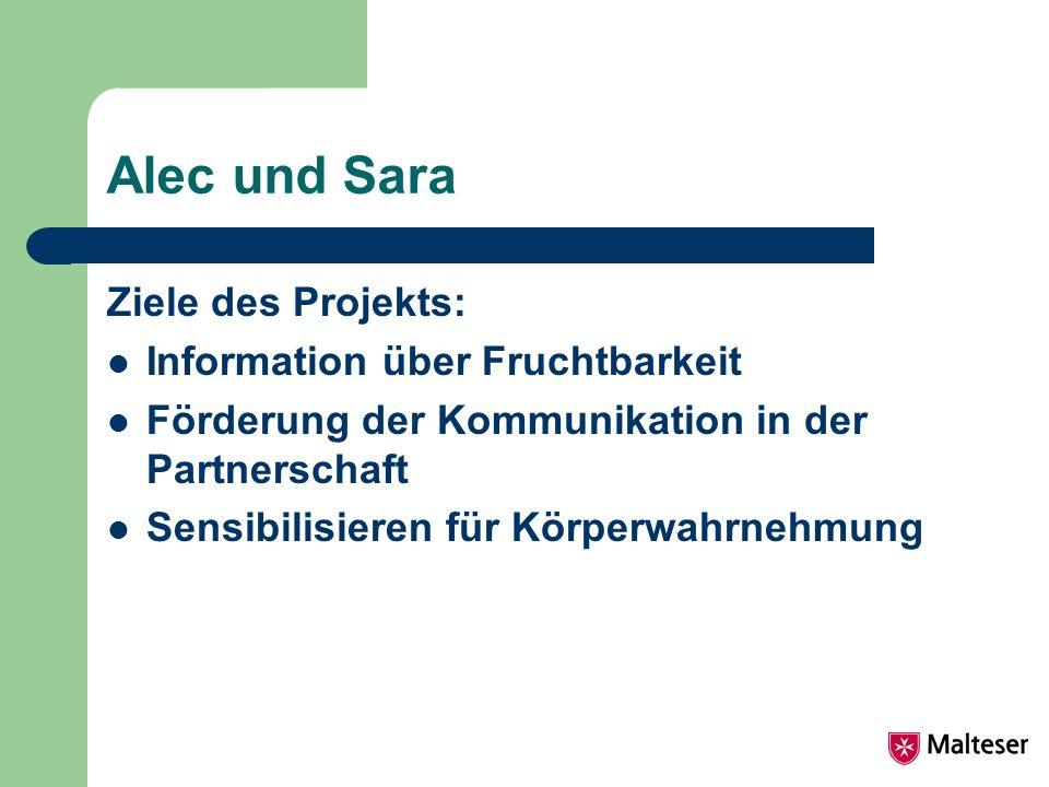 Alec und Sara Evaluierung Überprüft wurden: 1.Phase: 1988-1991: 856 SchülerInnen (ABL) 2.