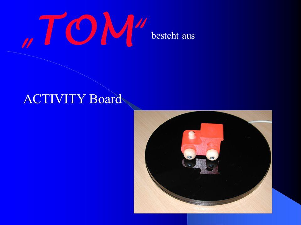 TOM besteht aus ACTIVITY Board