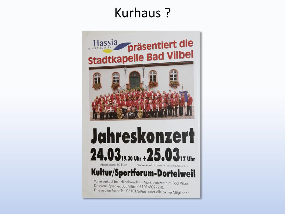 Kurhaus ?
