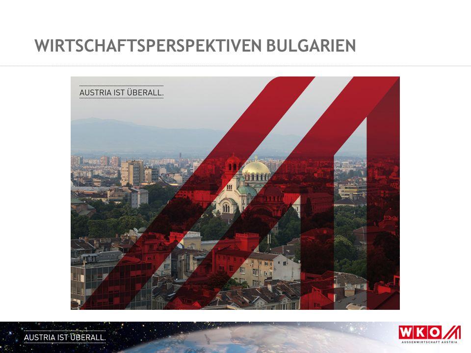 WIRTSCHAFTSPERSPEKTIVEN BULGARIEN