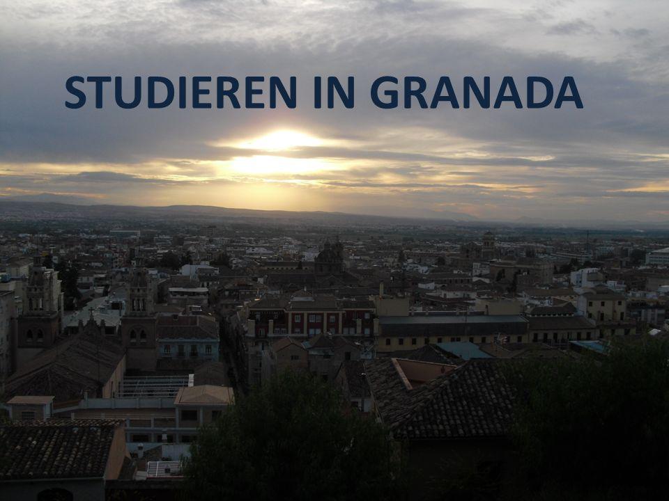 STUDIEREN IN GRANADA