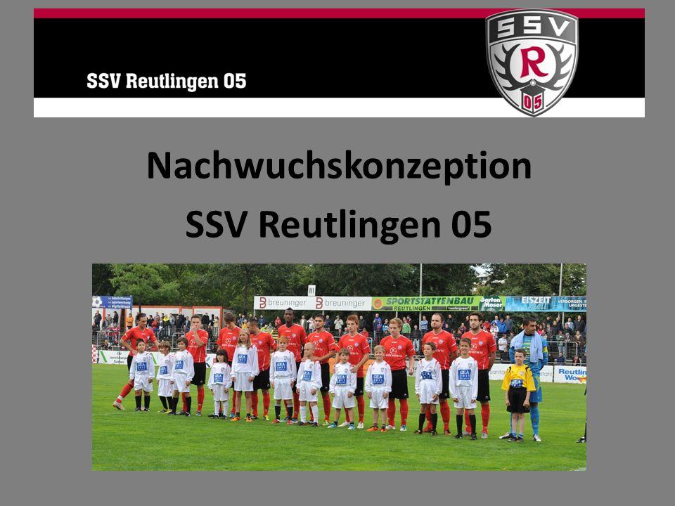 Nachwuchskonzeption SSV Reutlingen 05