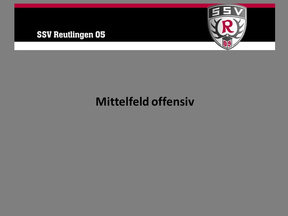 Mittelfeld offensiv