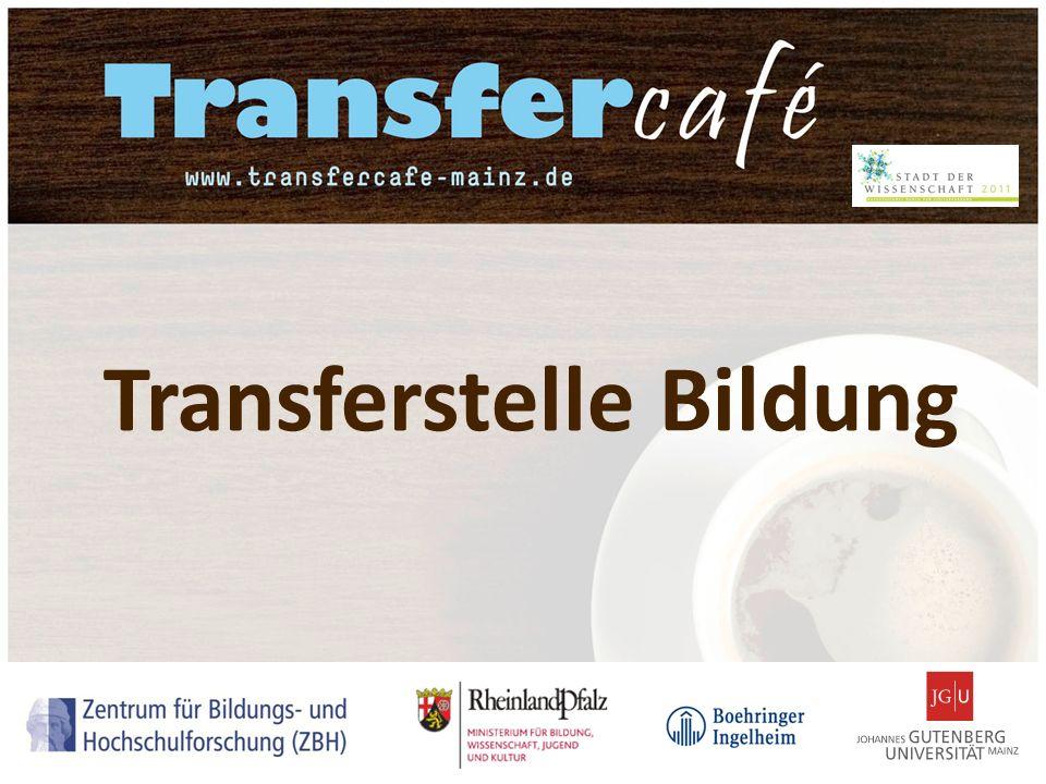 Transferstelle Bildung