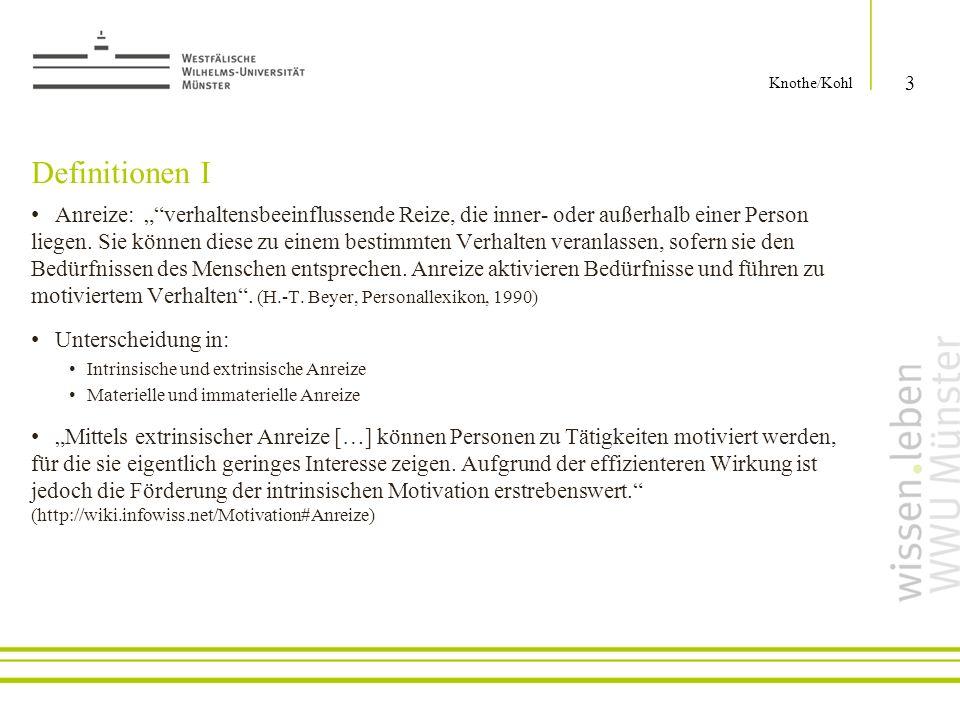 Finanzielle Anreize Zentral: Internationalisierungsfonds Gastprofessorenmittel Verankerung in der internen LOM.