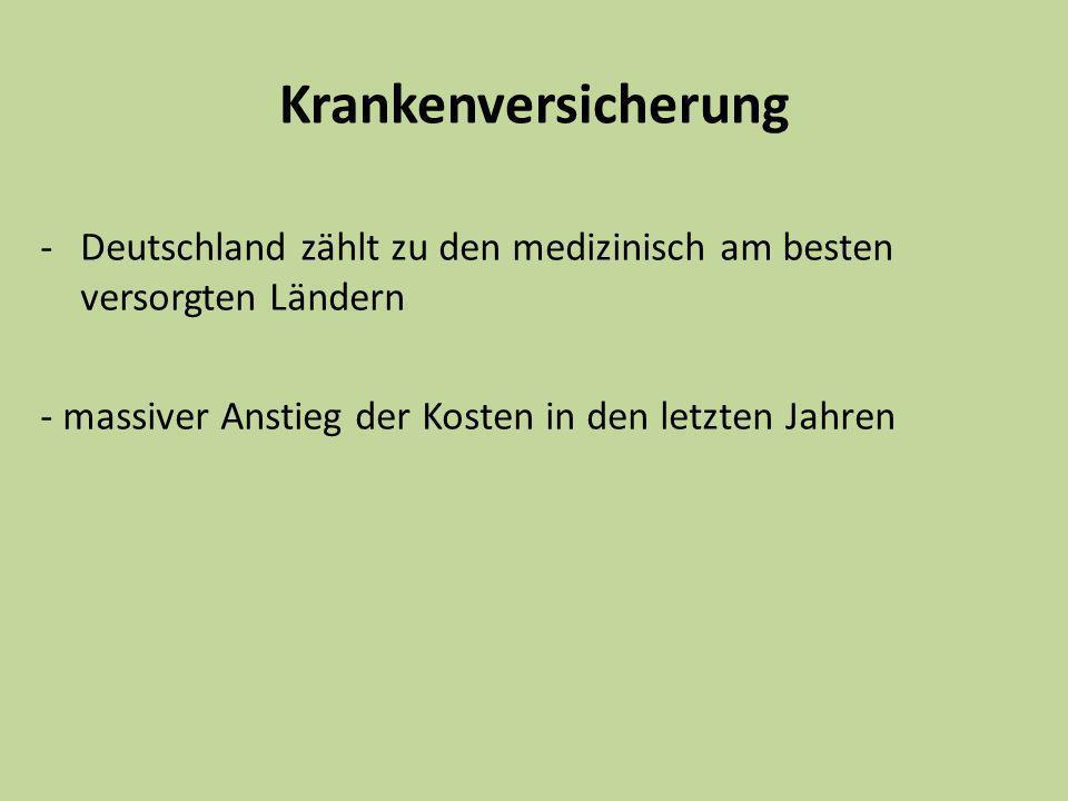 Arbeitslosenversicherung -Träger: Bundesagentur für Arbeit in Nürnberg -aufsichtführendes Ministerium ist das Bundesministerium für Arbeit und Soziales -Pflichtversicherung für alle Arbeitnehmer (außer geringfügig Beschäftigte), Auszubildende, Wehr- und Zivildienstleistende