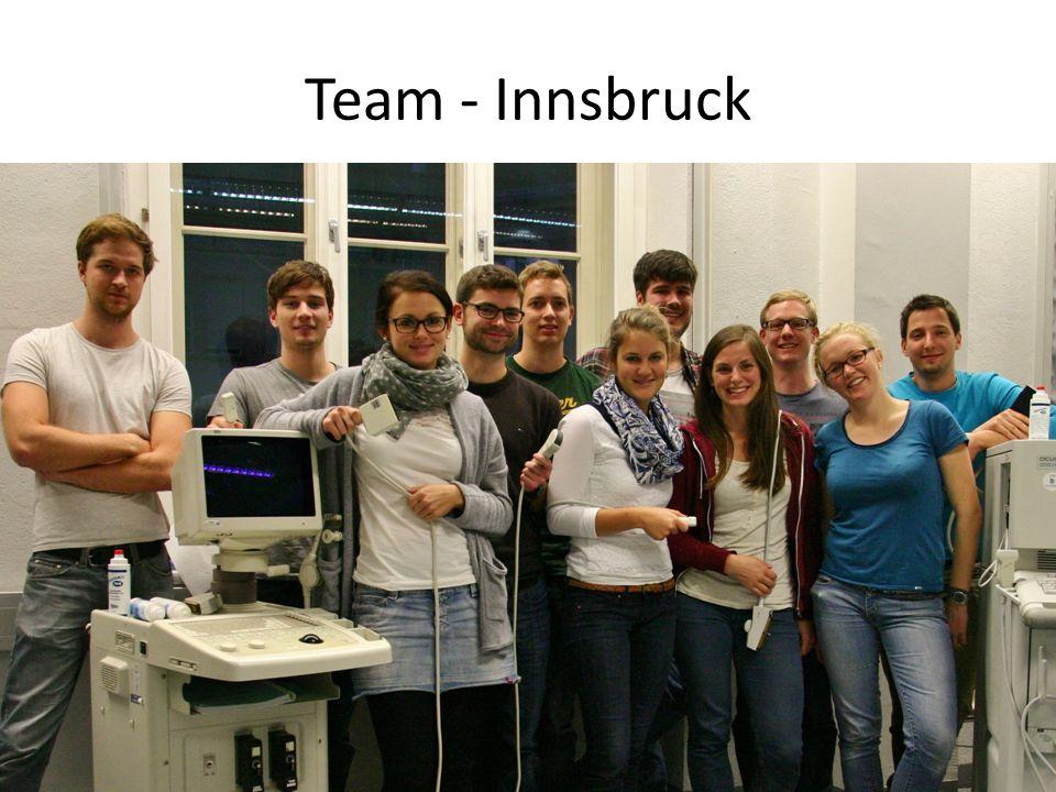 Team - Innsbruck